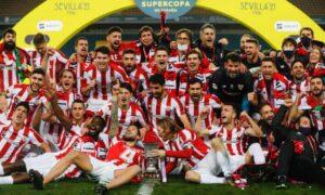 Spanish Super Cup Winner