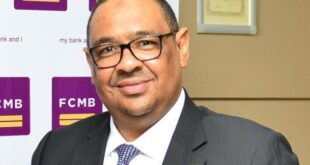 FCMB MD ADAM NURU