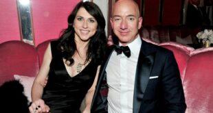 MacKenzie and Bezos