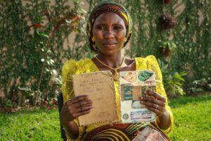 Chibok Girl Naomi Adamu