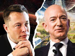 SPACE X vs Blue Origin