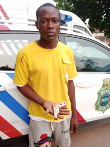 RRS Traffic Robbers