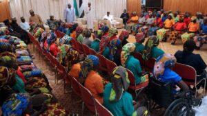 81 Chibok Girls Released