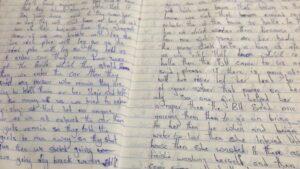 Chibok Girls Diary