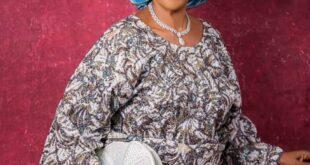 Biodun Fatoyinbo's Mum