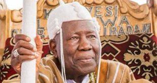 HRH Olubadan of Ibadan