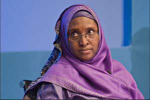 Zainab Ahmed, Nigeria Finance Minister