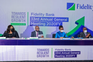 Fidelity Bank 33rd AGM