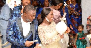 Obadimu's Wedding
