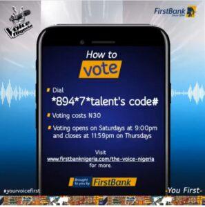 The Voice Nigeria 3